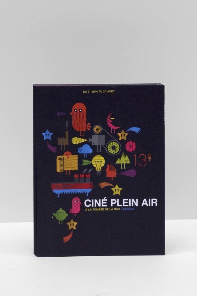 2008.05 — Ciné Plein Air