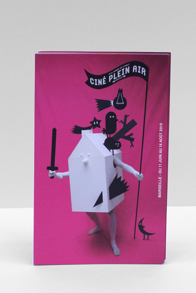 2010.05 — Ciné Plein Air