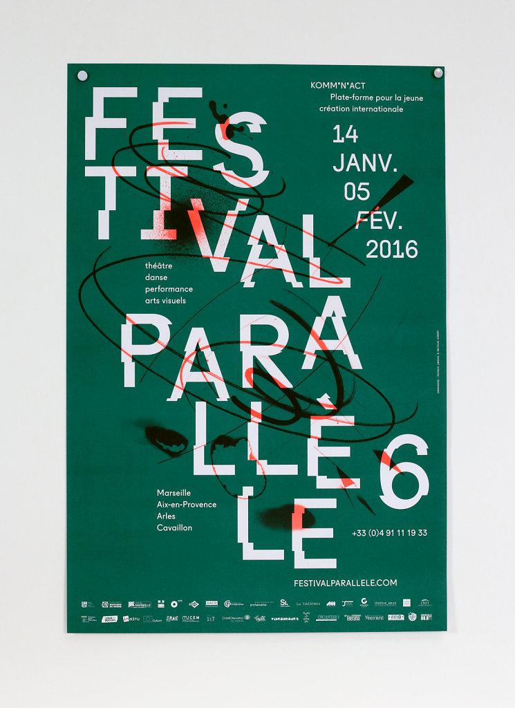 Festval Parallèle — 2015