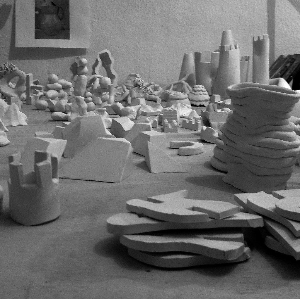 Céramique — Arélien Débat et Patrick Lindsay
